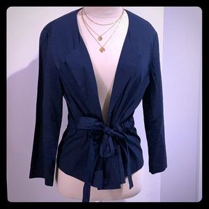 NWT Theory Cinched Jacket